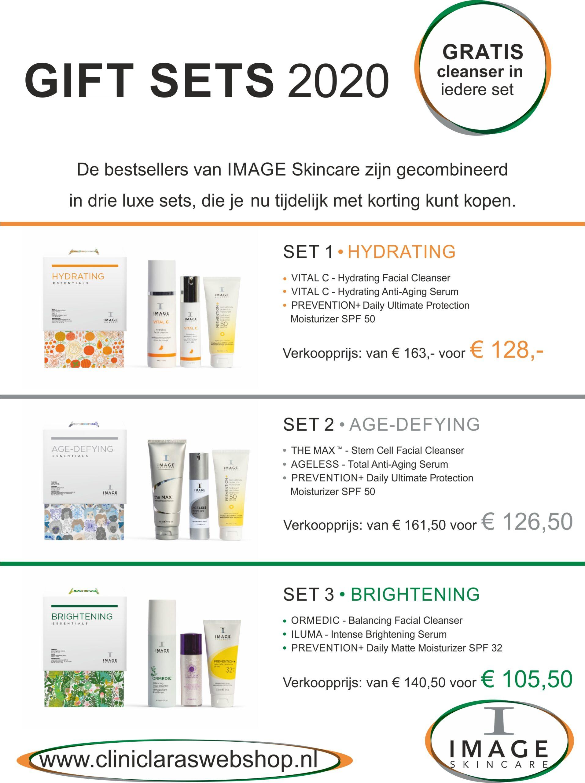 Image Skincare Giftsets 2020
